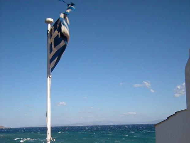 Aussicht aufs türkise Meer